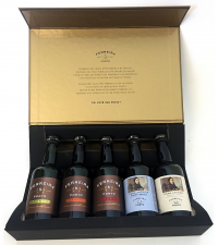 Ferreirta mini Collection Branco/Tawny/Ruby/Dona Antonia Reserva Branco/Dona Antonia Reserva Tawny 5x 0,05 ltr.