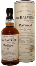 The Balvenie Portwood Aged 21 Years